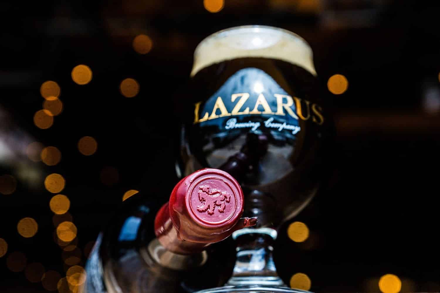 Lazarus Brewing Co.
